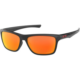 Oakley Holston Pyöräilylasit, polished black/prizm ruby polarized